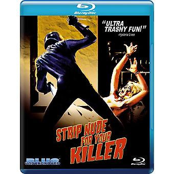 Strip Nude for Your Killer [BLU-RAY] USA import