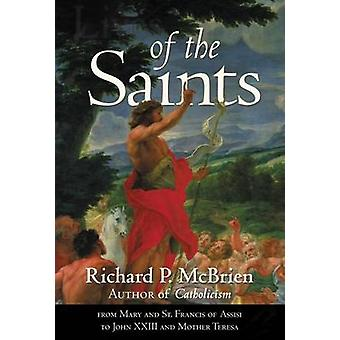 Lives of the Saints (annotated edition) by Richard P. McBrien - 97800
