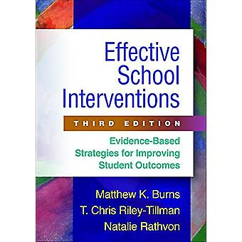 Effective School Interventions - Third Edition - Evidence-Based Strate