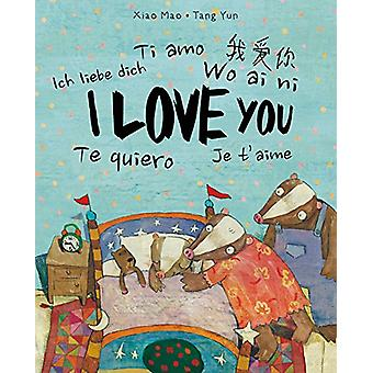 I Love You by Xiao Mao - 9781912076888 Book