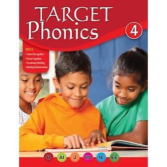 Target Phonics - 4 by Pegasus - 9788131934197 Book
