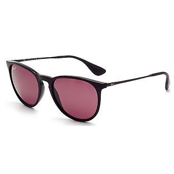 レイバン エリカ クラシックな黒いサングラス RB4171-601/5Q-54