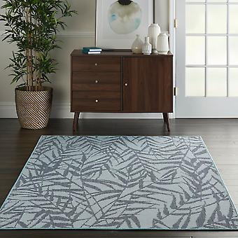 Aruba ARB06 hellblau Schiefer Rechteck Teppiche Plain/Fast einfache Teppiche