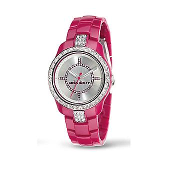 Miss Sixty Jungle Pink Watch R0751100003