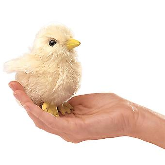 Finger Puppet - Folkmanis - Mini Chick New Animals Soft Doll Plush Toys 2721