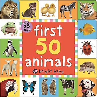 First 50 Animals by Roger Priddy - 9781783417360 Book