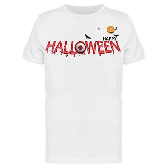 Camiseta de Halloween Eye Men's -Imagen por Shutterstock