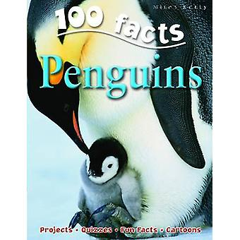 100 feiten pinguïns door Miles Kelly