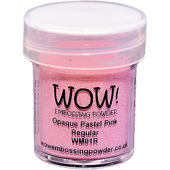 Wow! Embossing Powder 15Ml Pastel Pink Wow Wm01r