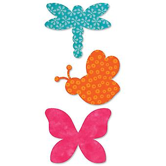 Go! Fabric Cutting Dies Critters 550 30
