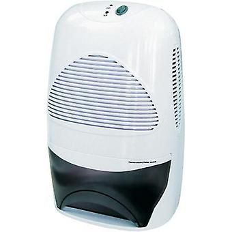 Dehumidifier 10 m² 70 W 0.025 l/h White, Black ELR