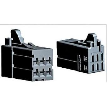 Socket enclosure - cable DYNAMIC 2000 Series Total number of pins 6 TE Connectivity 1-1318119-3 1 pc(s)