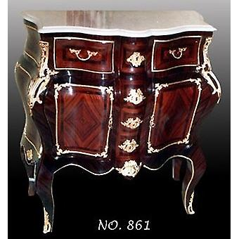 Baroque COMMODE Cabinet LouisXV antique style MoKm0861