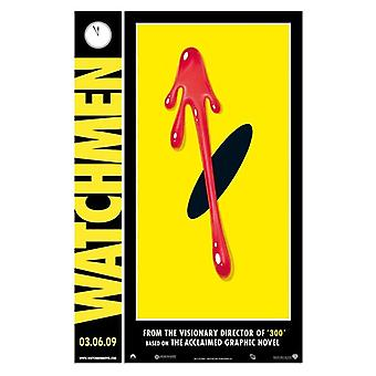 The Watchmen - style N Movie Poster (11 x 17)