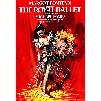 El Royal Ballet Movie Poster (11 x 17)