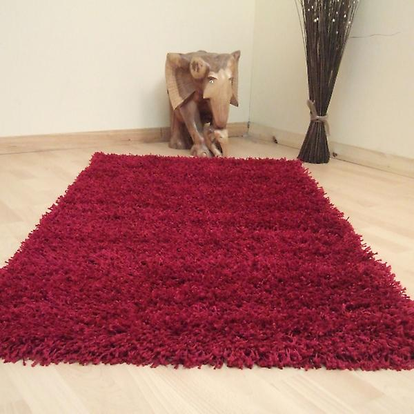Toronto Rugs In Red