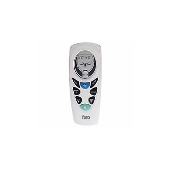 Remote control for Faro Fogo ceiling fan