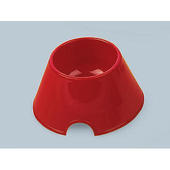 Épagneul de pique-nique bol couleurs assorties 700ml 13cm (Pack de 6)