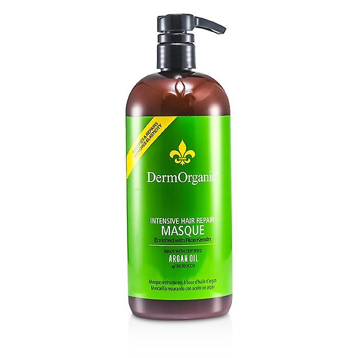 DermOrganic l'huile d'Argan cheveux intense Repair Masque 1000ml / 33,8 oz