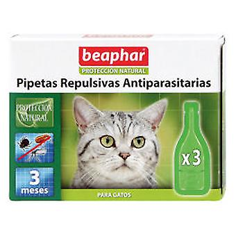 Beaphar Repetting Pipettes Antiparasitic 3x1 ml