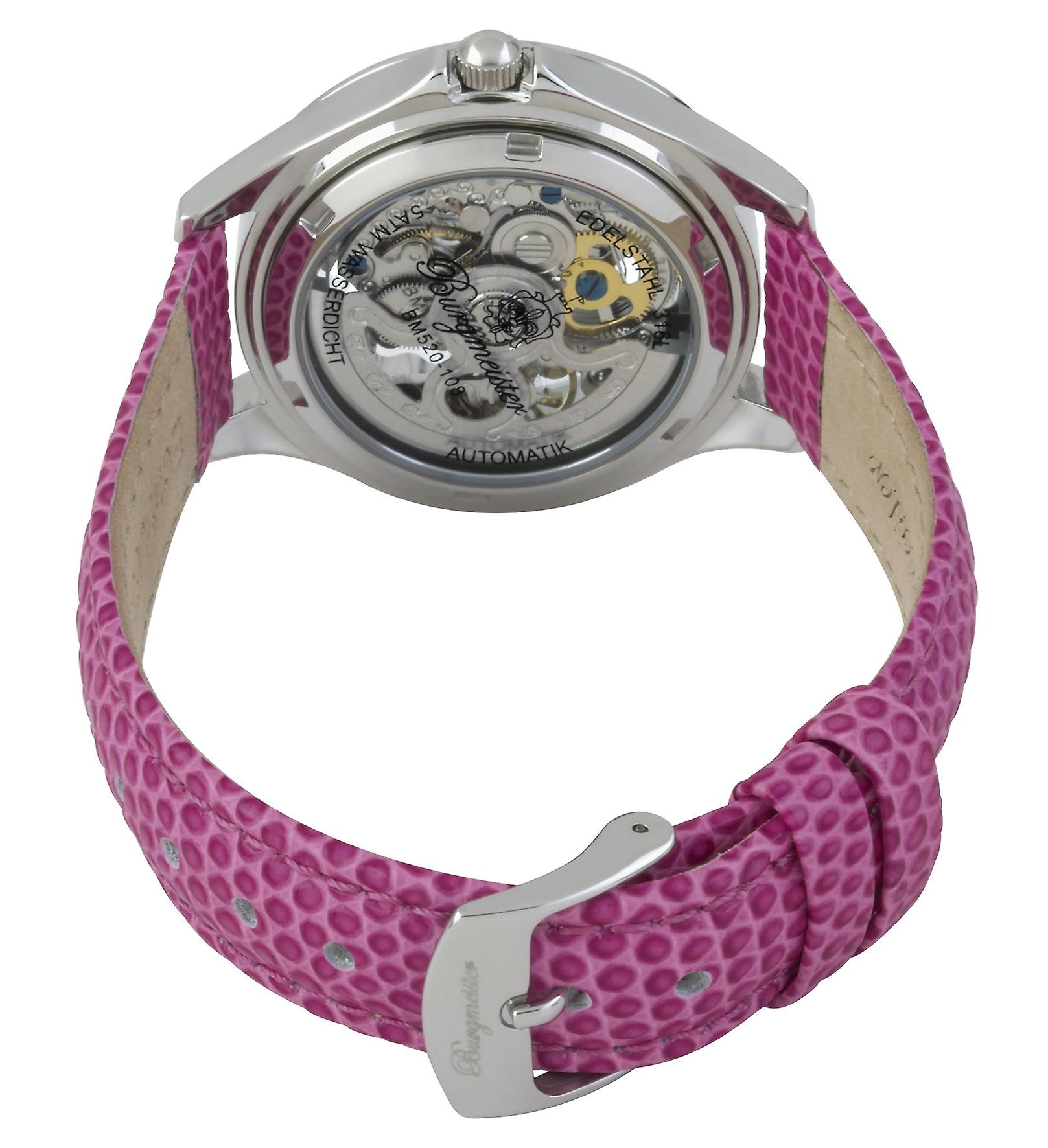 Burgmeister Merida Ladies Automatic Watch BM520-108