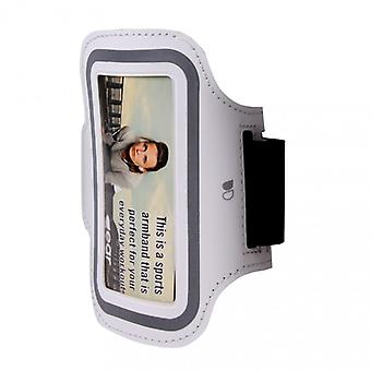 GEAR Sport Arm Band Universal L iPhone6 White