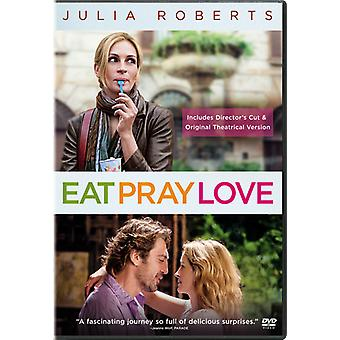 Eat Pray Love [DVD] USA import
