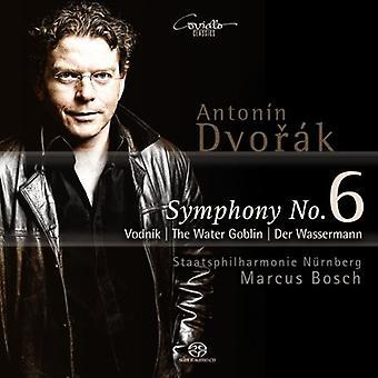 A. Dvorak - Dvor K: symfoni No. 6 [SACD] USA import