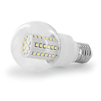 Whitenergy E27 LED Screw Fit Light Bulb Single Pack B60 3W 230V Cold White