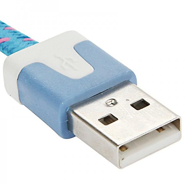 3m USB data and charger cable blue for all Smartphone and Tablet micro USB