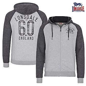 Lonsdale Zip Hoody records page