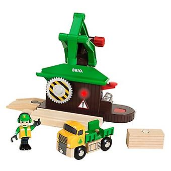 BRIO scierie Playset 33774