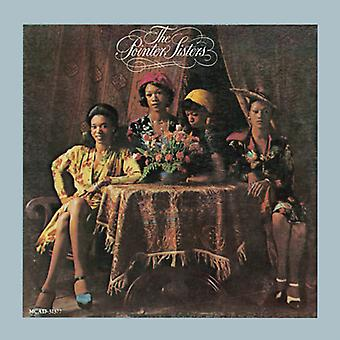Pointer Sisters - Pointer Sisters [CD] USA importerer