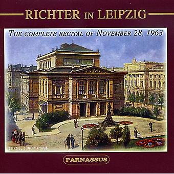 Beethoven/Brahms/Chopin - Richter i Leipzig [CD] USA import