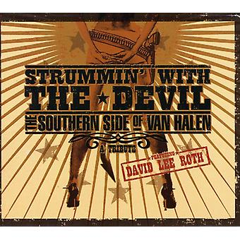 David Lee Roth - Strummin' with the Devil: Southern Side of Van Hal [CD] USA import