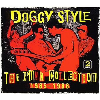 Doggy Style - Punk samling 1985-1988 [CD] USA import