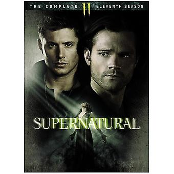 Supernatural: The Complete Eleventh Season [DVD] USA import
