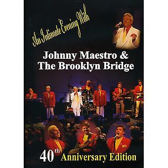 Maestro, Johnny - 40 års jubilæum Edition [DVD] USA import
