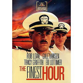 Fineste time [DVD] USA importerer