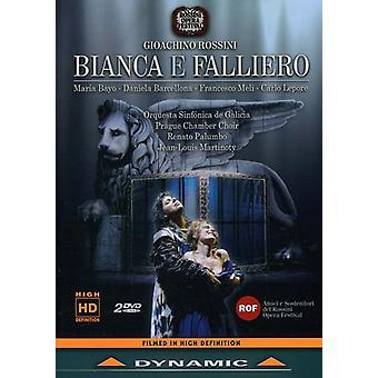 G. Rossini - importación de Estados Unidos Bianca E Falliero [DVD]