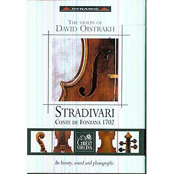 Oistrakh/Brengola/Gulli/Sirbu - la importación de los E.e.u.u. de violín de David Oistrakh [CD]