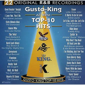 22 Orginal R&B optagelser - 22 Orginal R&B optagelser [CD] USA importerer