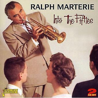 Ralph Marterie - i 1950 's [CD] USA importen