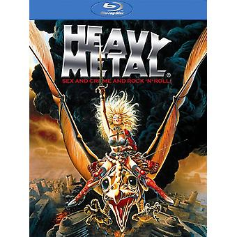Heavy Metal [BLU-RAY] USA import