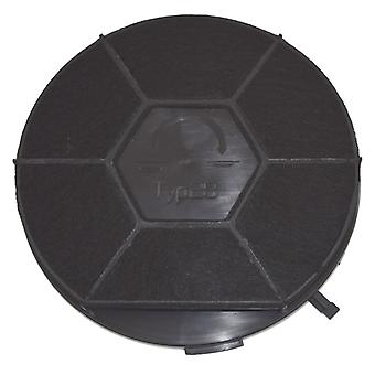 Elica Type 28 Carbon Charcoal Cooker Hood Filter