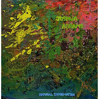 Joshua Abrams - naturlige oplysninger [CD] USA import