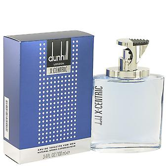 Alfred Dunhill Men X-centric Eau De Toilette Spray By Alfred Dunhill