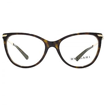 Bvlgari BV4121 Glasses In Dark Havana