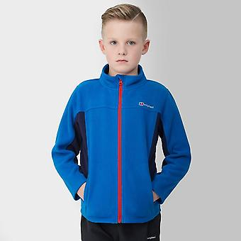 Berghaus Kids' Tyndrum Fleece blauw