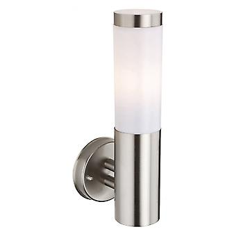 Firstlight Modern Stainless Steel Wall Sconce Light